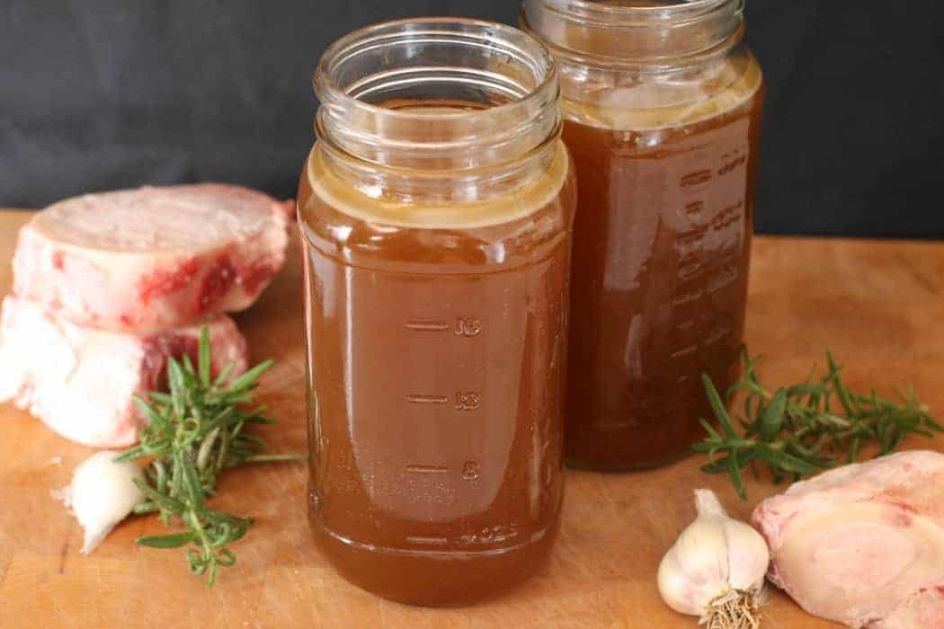 Learn how to make beef stock and broth at home. Great on a plaeo diet and full of health benefits!