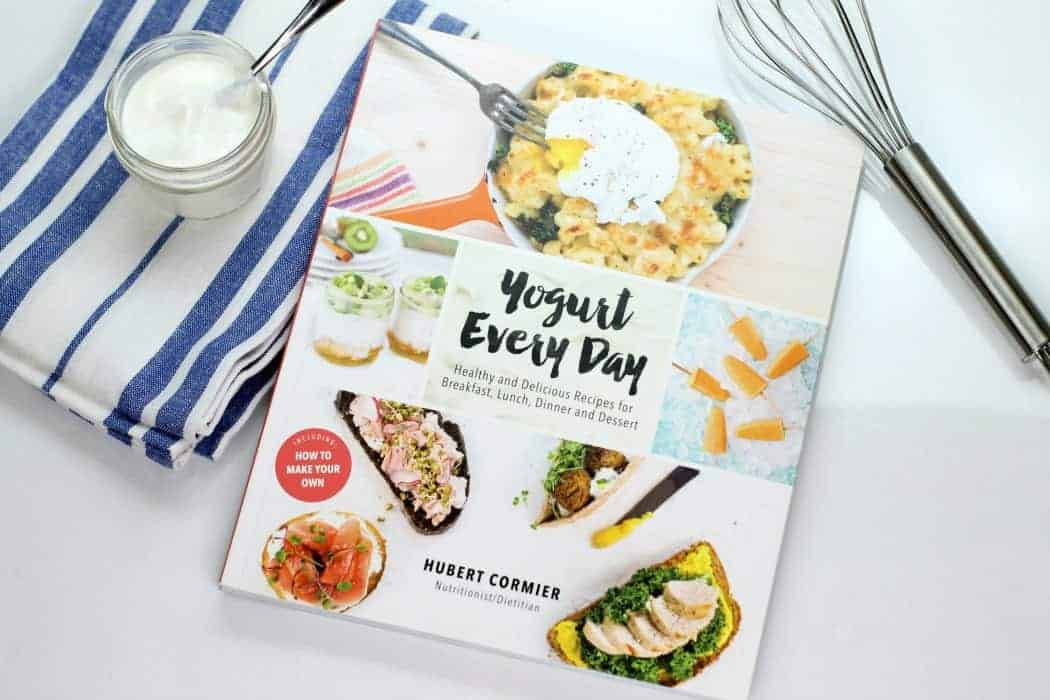Yogurt Every Day, is a wonderful book, packed with recipes to inspire you to use yogurt on a regular basis.