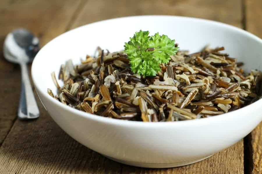 How To Cook Wild Rice - Earth, Food, and Fire
