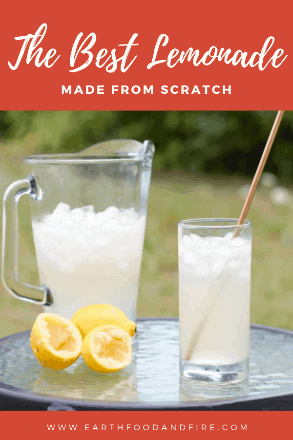 the best from scratch lemonade recipe